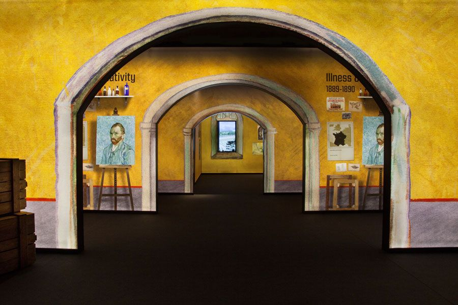La exposición Meet Vicent van Gogh llega a Madrid.