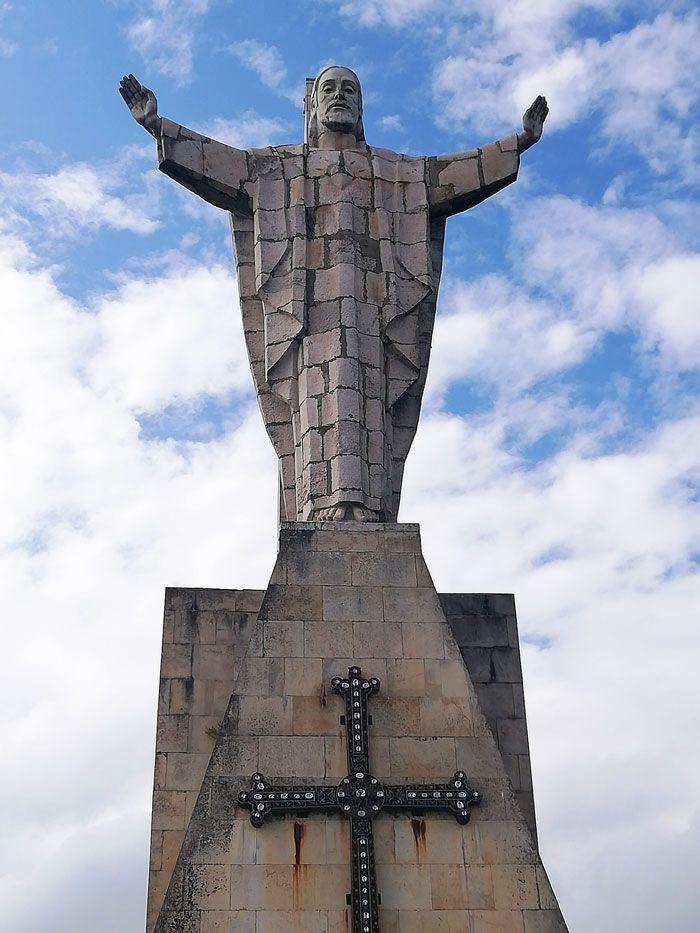 Cristo Redentor de Oviedo.