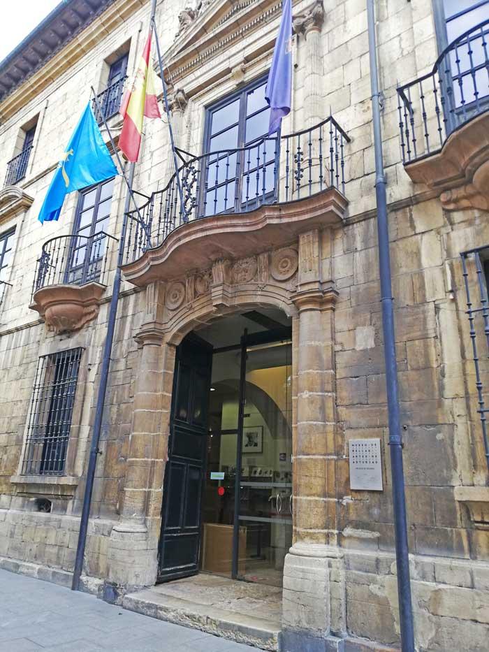 Museo Bellas Artes de Asturias.