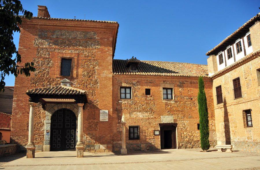 iglesia de san francisco madridejos