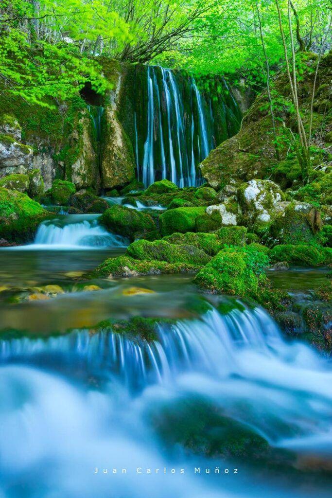Cascada de Toberia.