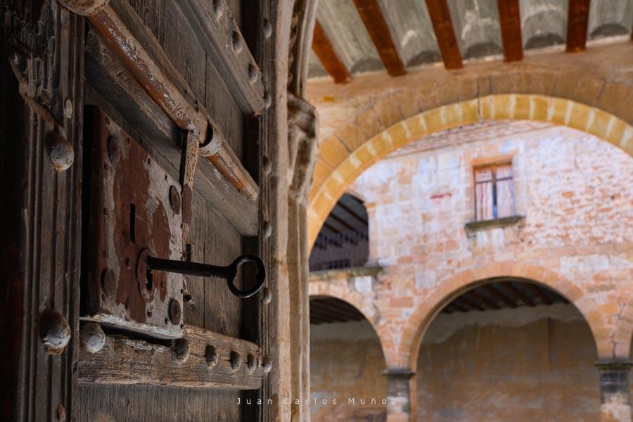 Ermita de Montserrate ruta en coche por teruel