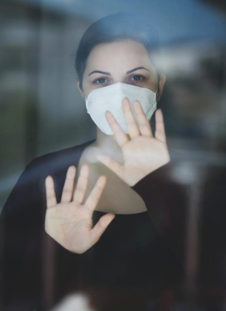 salud mental mujeres pandemia