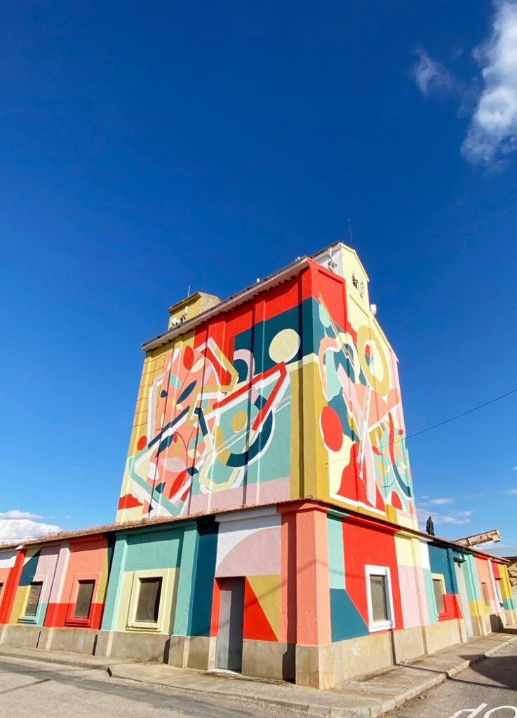 silo malagon grafitis